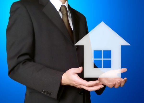 家を販売する