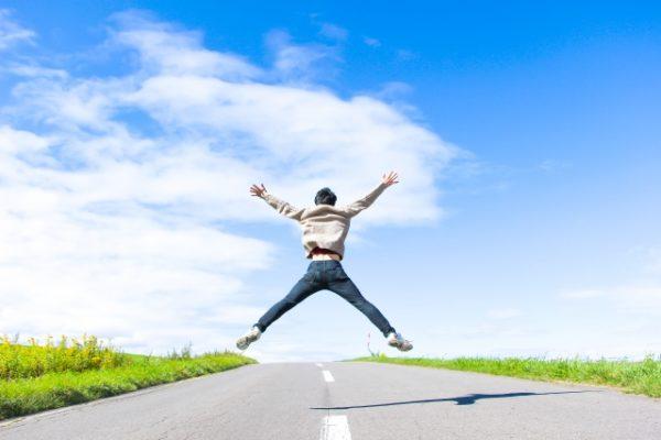 自由ジャンプ