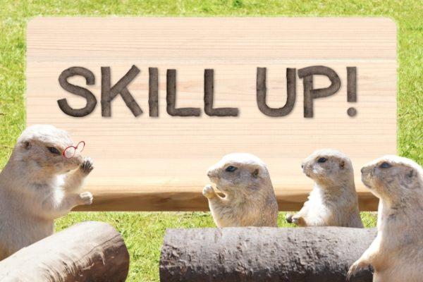 動物看板SKILLUP