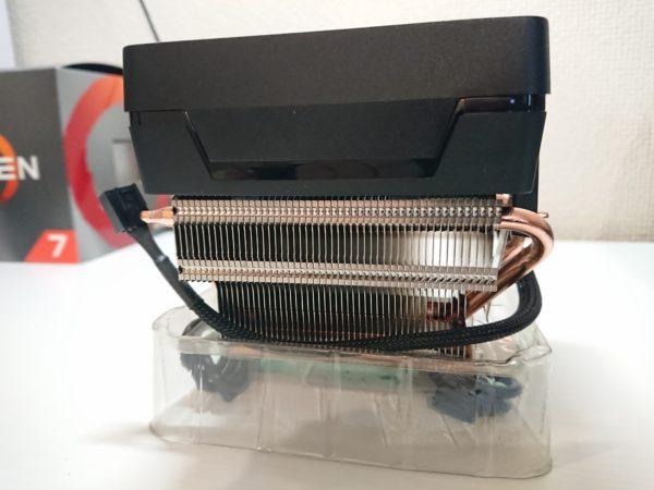 CPUクーラー側面2