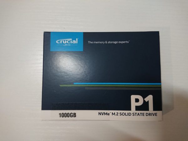 crucial M.2 SSD 1TB