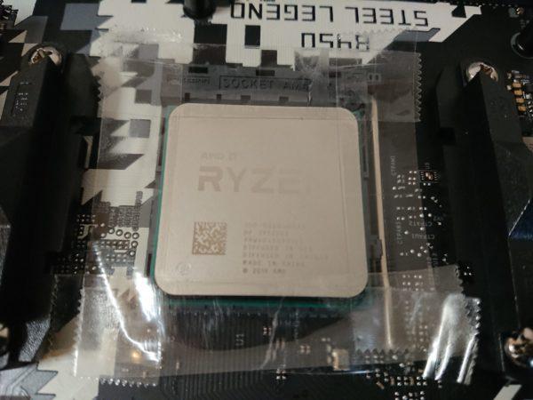 CPUグリス5