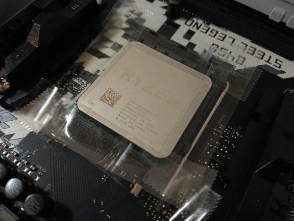 CPUグリス6