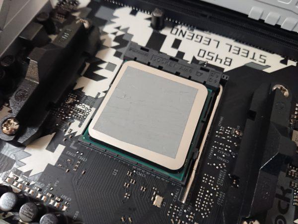 CPUグリス9