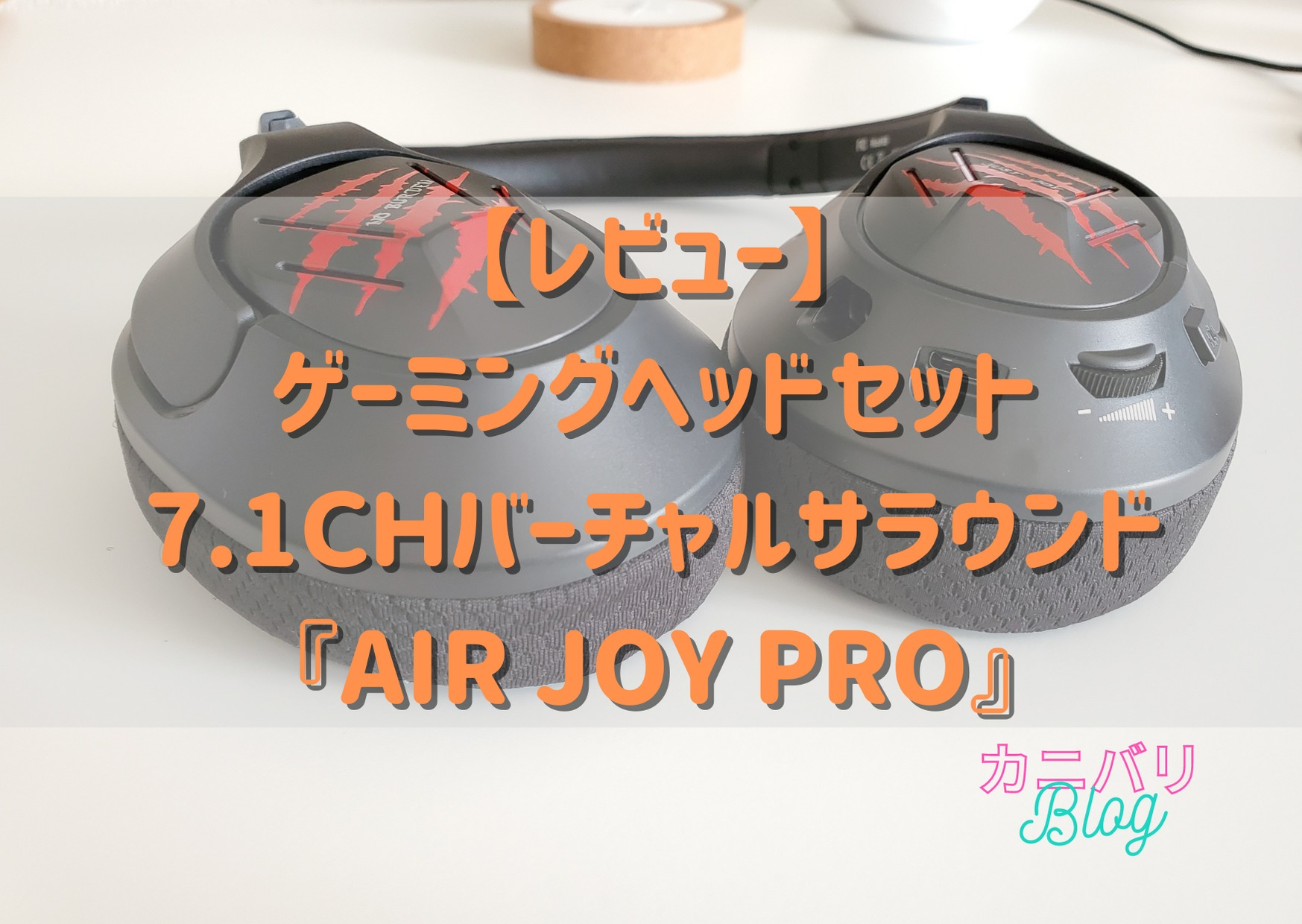 Air Joy Proレビュー