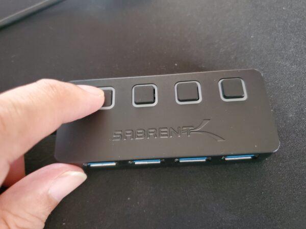 USBハブスイッチ