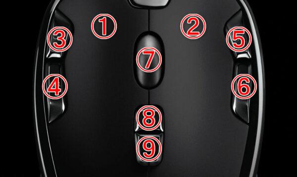 G300sボタン解説図